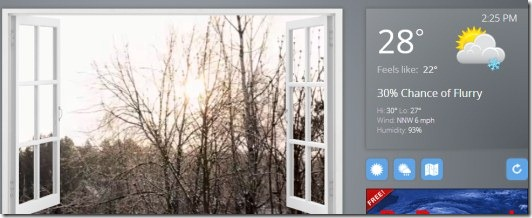 Weather Window 001