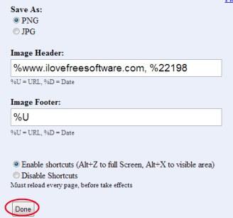 Webpage & WebCam Screenshot 04 webpage screenshots