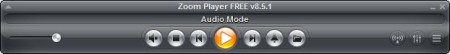 Zoom Player compact mode