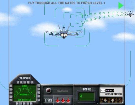 ace pilots plane