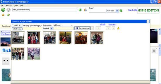 flickr downloader pictures