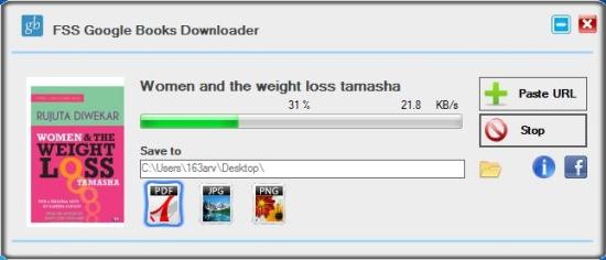 fss google Books Downloader download