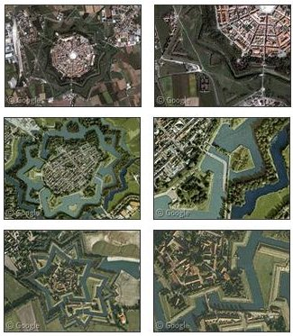 google sightseeing satellite views