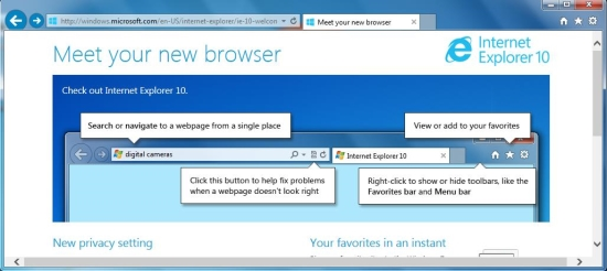 Download Latest Internet Explorer 10 for Windows 7!