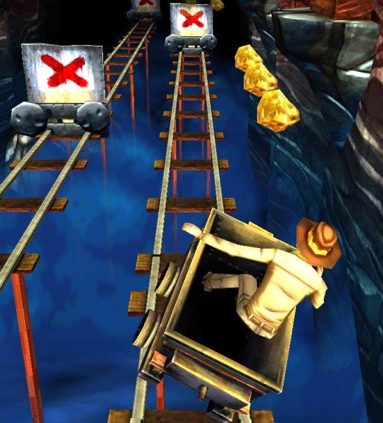 rail rush game