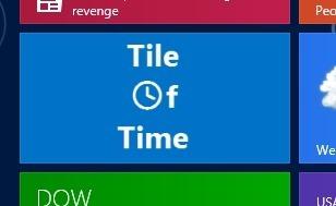 tile of time windows8