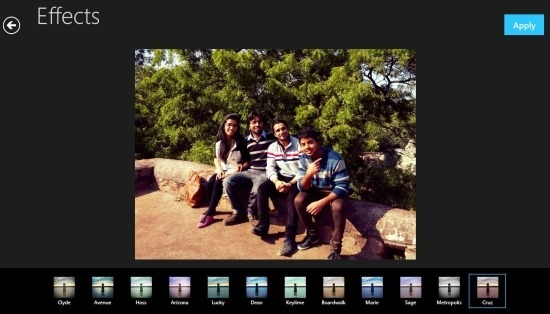 Aviary Photo Editor App For Windows 8 free