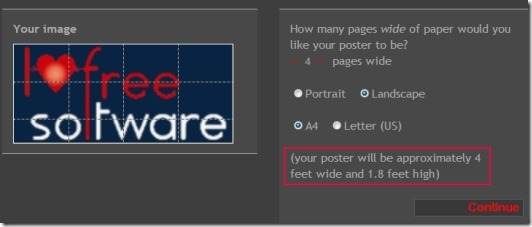 Block Posters 01 create posters online