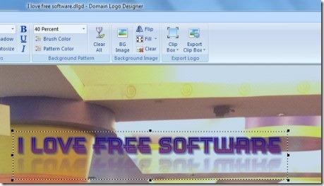 Domain Logo Designer 01 free logo creator