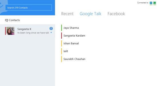 Free Instant Messenger App For Windows 8