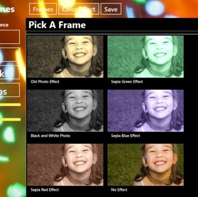 Funny Frame photo effects