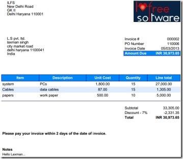 Invoiceberry 01 send invoices