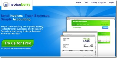 Invoiceberry 02 send invoices