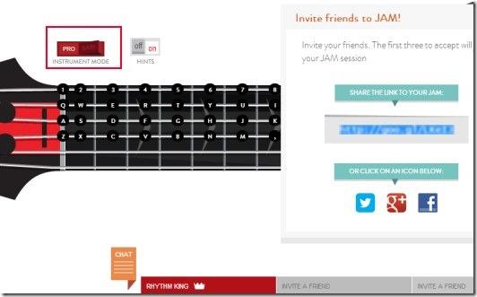 JAM 03 play music online