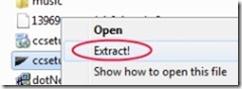 RAR File Open Knife 02 extract rar files