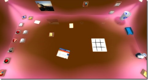Real Desktop 01 virtual desktop