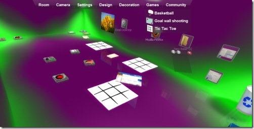 Real Desktop 02 virtual desktop