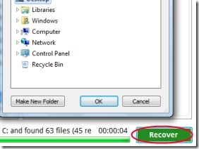 Reincubate Recover Files 03 file recovery software