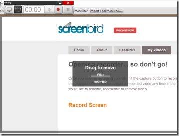 Screenbird 01 record your screen