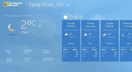 The-Weather-Network-App-Windows-8