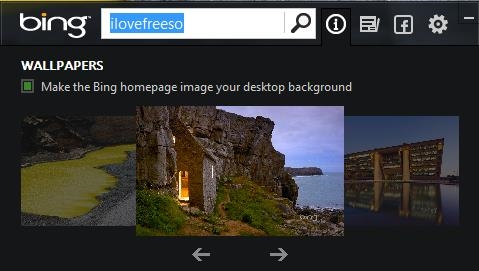 bing desktop wallpapers