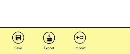 export notes in windows 8