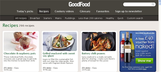 good food recipes