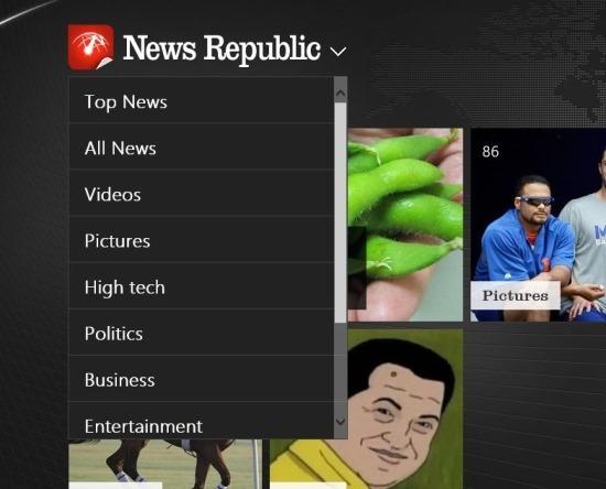 news republic categories