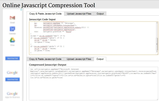 JS Compress