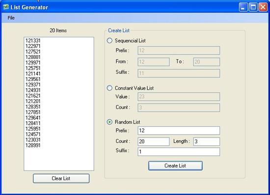 random number generator 03