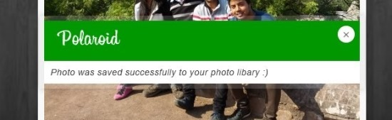 save Polaroid App For Windows 8
