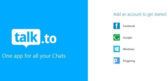 sign into account talk.to windows 8