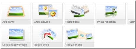 AnyMaking Photo Editor 02 edit photos online for free