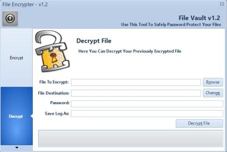 CryptoPAD file encrypter