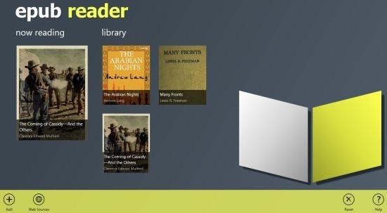 Free Epub Reader For Windows 8