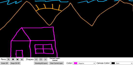 Free Paint App for Windows 8