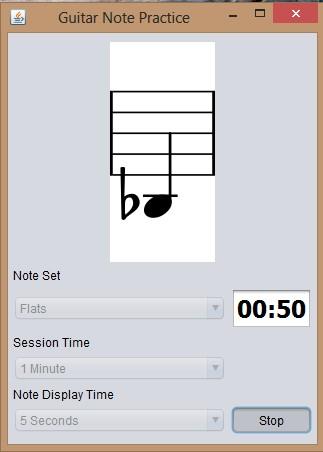 Guitar Note Practice works