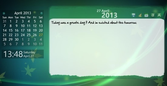 Journal App For Windows 8 My Journal