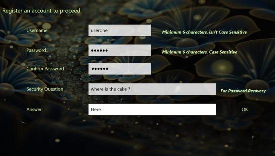 Journal App For Windows 8
