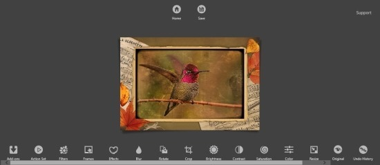 KVADPhoto Photo Editor App For Windows 8