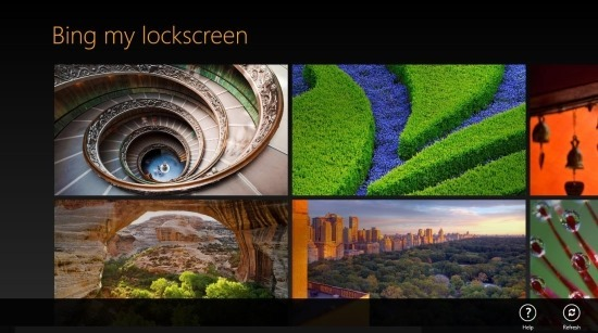Loockscreen Wallpapers For Windows 8