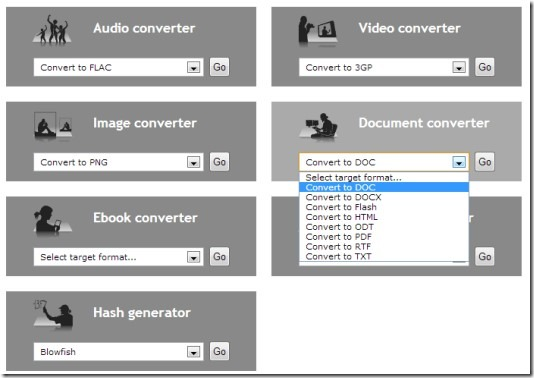 Online Convert 01 free online file converter
