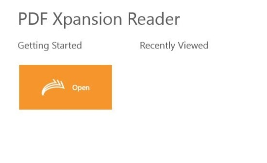 PDF Xpansion Reader