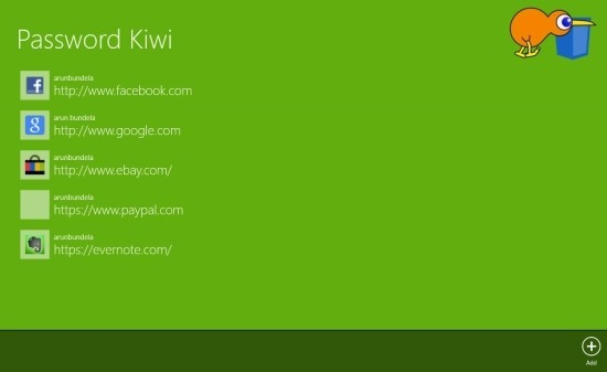 Password Manager App For Windows 8