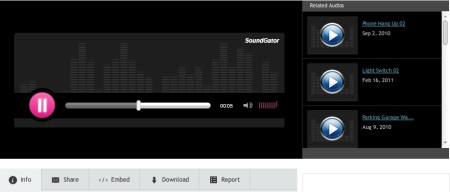 SoundGator effect preview download