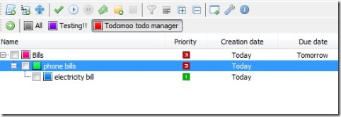 Todomoo 05 to do list manager
