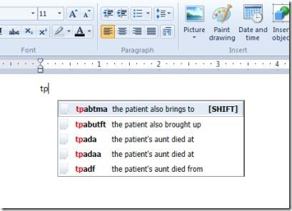 WordExpander 03 phrase expander