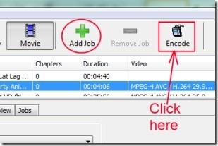 XMedia Recode 03 audio video converter