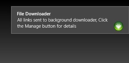 download dialog windows 8 downlaoder