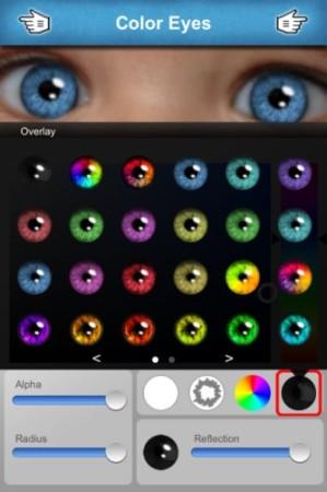 eye colorizer eye color